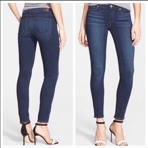 Paige Skinny Jeans Verdugo Crop